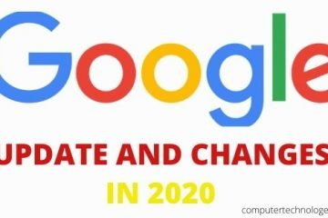 google update and changes